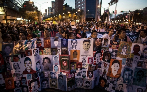 Protesta_mexico_AlJazeera