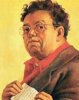 Diego Rivera, el poder narrativo