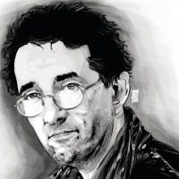 Roberto+Bolaño+Enzo+Pertile