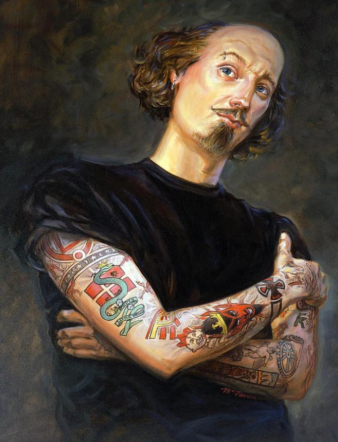 Shakespeare-x-Mathew-McFarren