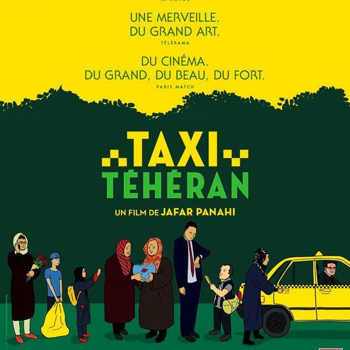 Taxi-Teheran