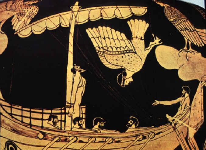 La Odisea, de Homero