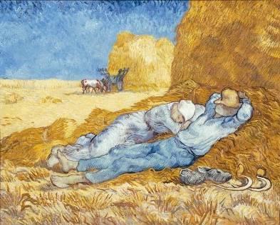 Van-Gogh_Midday