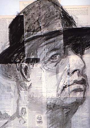 William-Kentridge_retrato-collage