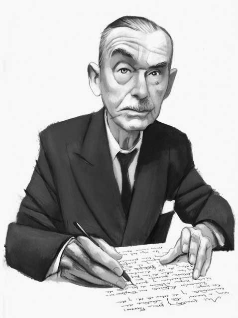 thomas-mann_caricatura_biografías
